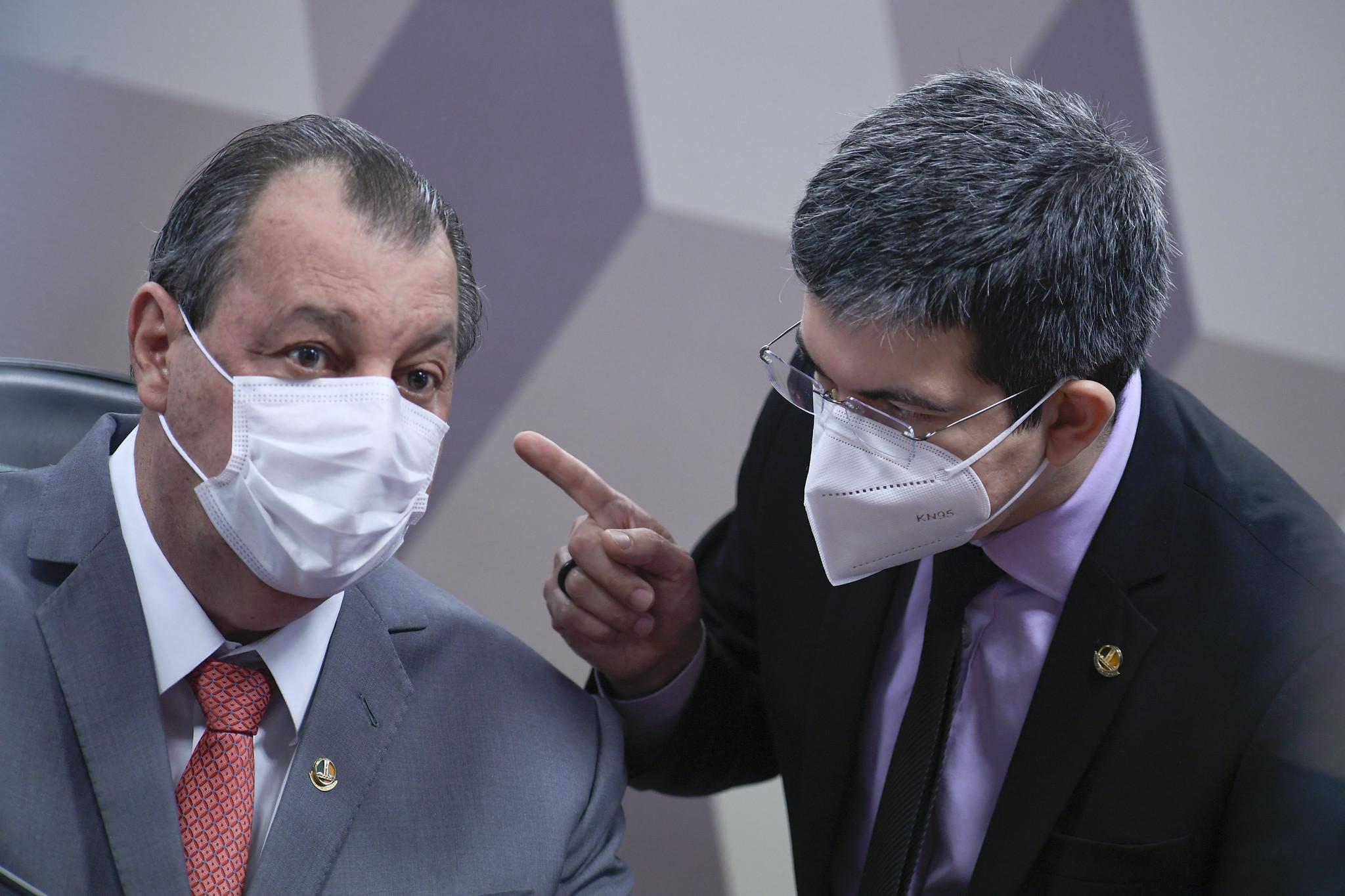 CPI consegue 27 assinaturas para prorrogar trabalhos, diz senador